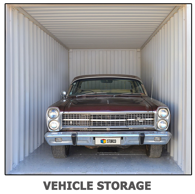 Get The Latest Storco Self Storage Prices For Containers And Vehicle